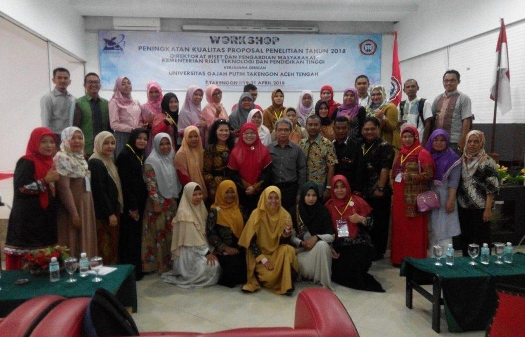Bekerjasama dengan Kemenristekdikti, UGP Akan Gelar Workshop Penelitian