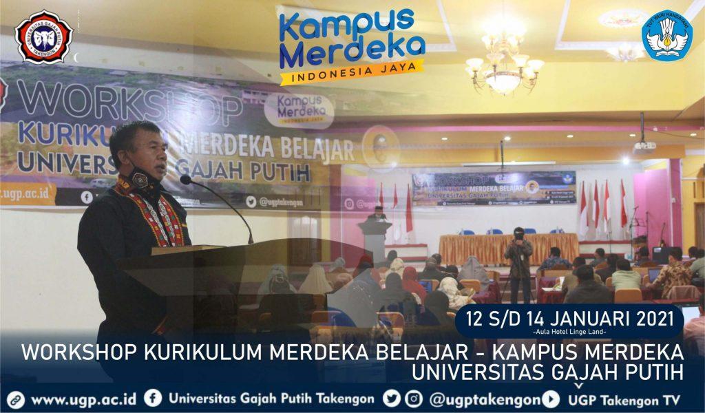 workshop kampus merdeka belajar ugp